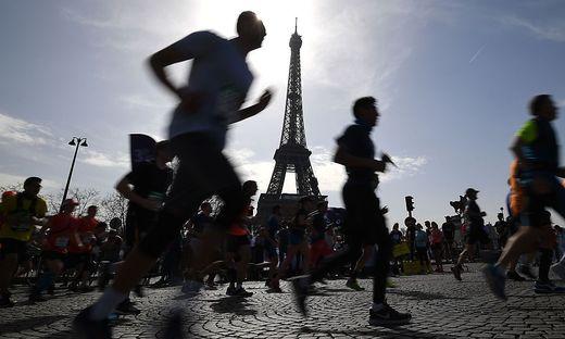 In Paris wurde der Marathon verschoben