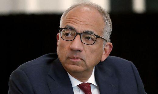 Carlos Cordeiro ist als Verbandschef Geschichte