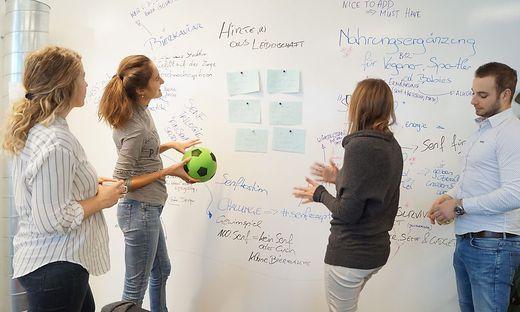 """Im """"inspire! Lab"""" im Lakeside Park können Kärntens Schüler innovative Lernformen ausprobieren"""