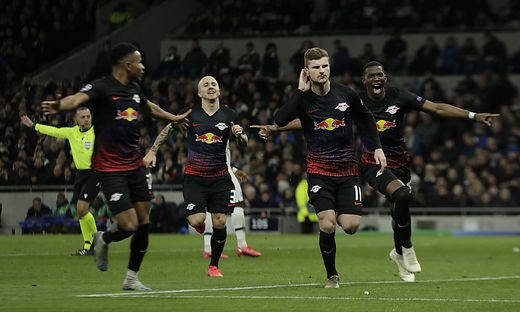 Leipzig bejubelte den Auswärtssieg