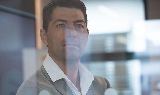 Armin Strussnig, Unternehmer aus Einöde bei Villach, leitet die Kärntner Partei interimistisch