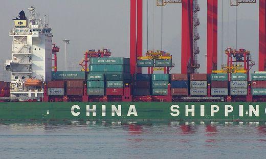 Viele Komponenten, die auch in Kärntner Unternehmen benötigt werden, kommen aus China