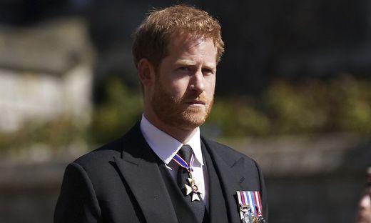 Harry (36) will sein problematisches Verhältnis zur königlichen Familie dem Vernehmen nach wieder kitten