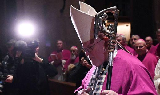 Mainz 02.03.2020 Fruehjahrs-Vollversammlung der Deutschen Bischofskonferenz, Eroeffnungsgottesdienst der Vollversammlung