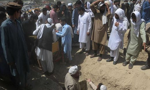 AFGHANISTAN-UNREST-ATTACK