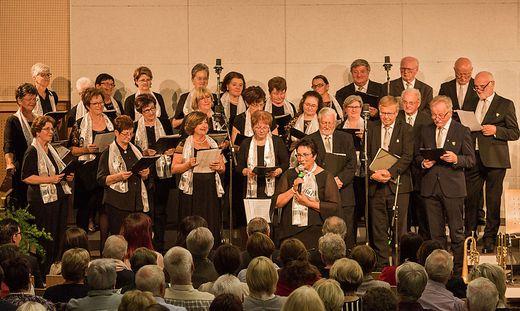 Der Gesangsverein Bad Gleichenberg unter Chorleiterin Viktoria Waltersdorfer feierte ein rundes Jubiläum.