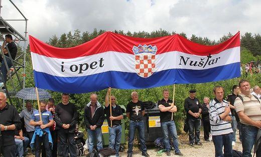 Grne, VP, SP und NEOS: Ustascha-Treffen in Bleiburg