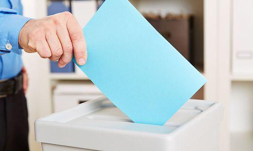 2. Jänner ist Stichtag für die Wahl
