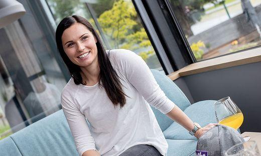 Anna Veith spricht im Interview über ihre Rolle als Mutter