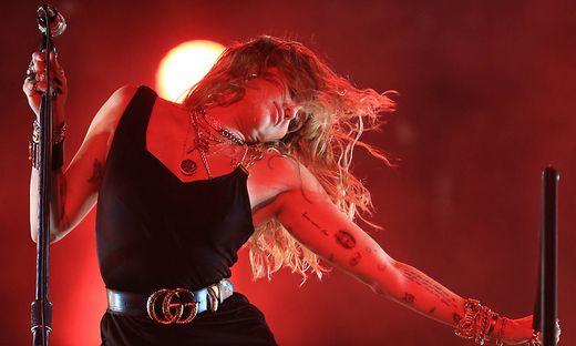 Miley Cyrus: Wandlung gelungen