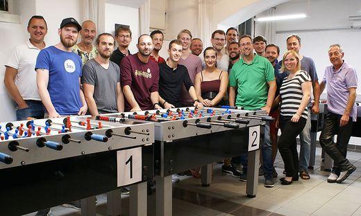 Der Tischfußball-Club Villach wurde 2018 gegründet und hat mittlerweile 43 Mitglieder