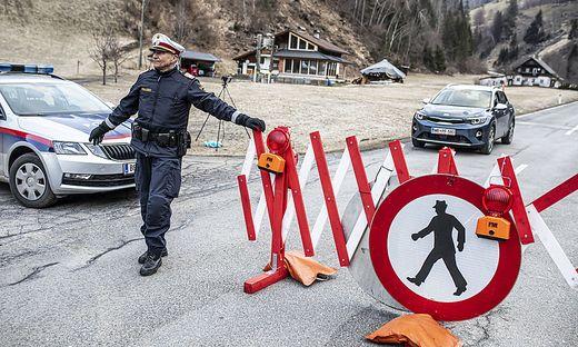 Ein Konzept zu den Abriegelungen gibt es im Bezirk Feldkirchen bereits, Osterfeuer werden stark kontrolliert