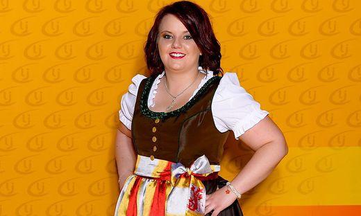 Die Straßburgerin Sarah Krall ist Bankansgestellte, ihr Hobby ist die Landjugend