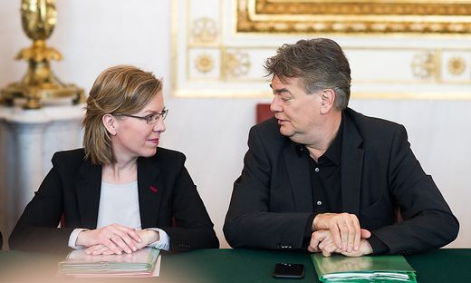 AUT, Bundesregierung, Erster Ministerrat Ministerrat der neu angelobten Tuerkis Gruenen Bundesregierung