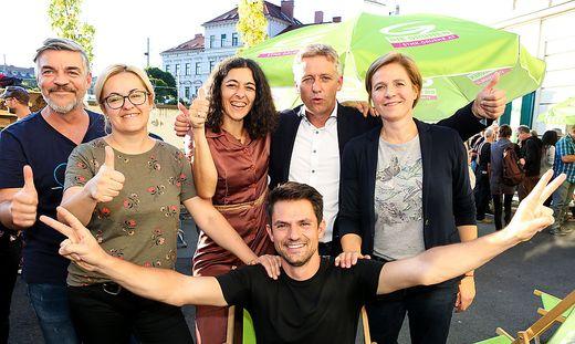 Grüne Graz