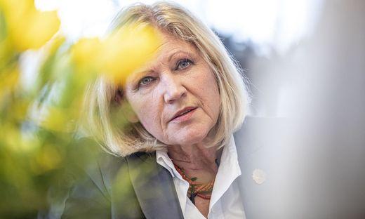 Maria-Luise Mathiaschitz, Bürgermeisterin von Klagenfurt