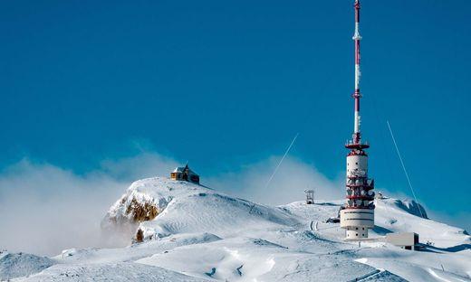 An Spitzentagen bewegen sich bis zu 1200 Besucher auf dem Dobratsch, um das Erlebnis Berg zu genießen
