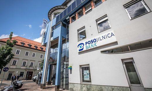Posojilnica-Zentrale in Klagenfurt