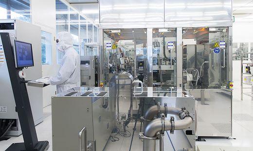 Die ams AG macht einen großen Teil des Geschäfts mit Sensoren für Smartphones