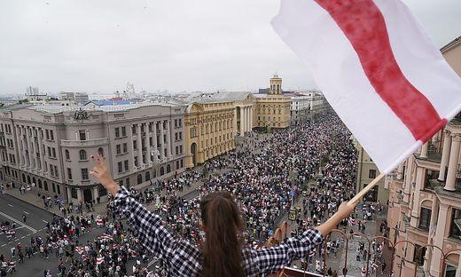 Das brutale Vorgehen gegen die Demonstranten in Weißrussland wird nun auch für einige österreichische Firmen zum Problem