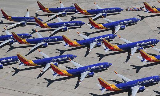 Boeing 737 MAX bleibt weiterhin am Boden