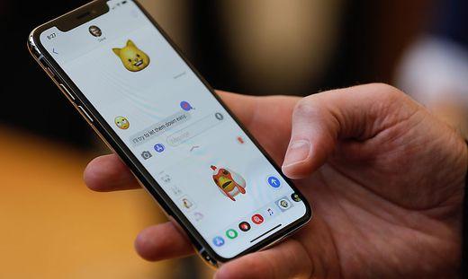 Das iPhone X ist das teuerste Produkt der Mobilfunker