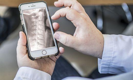 Primus Digitalisierung Ebody Krankenhaus Klinik Privatklinik Maria Hilf Klagenfurt Februar 2019