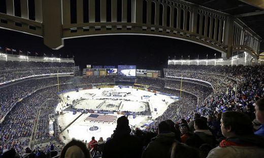 Die Stadien in New York werden wieder gefüllt