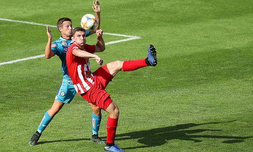 Sturm und Kapfenberg treffen im ÖFB-Cup aufeinander
