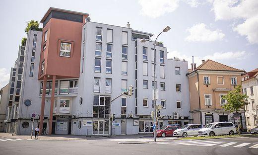 In der Stadt Triest entsteht ein Gastro-Betrieb mit Feinkostladen.