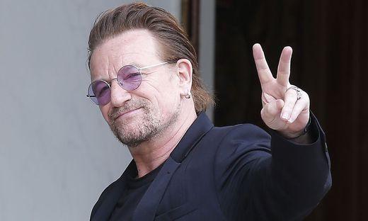 Bono, Sänger von U2