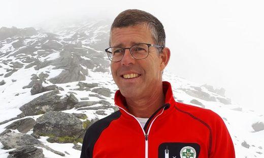 Allgemeinmediziner Roland Rauter aus Paternion schätzt den Zusammenhalt in seinem Team