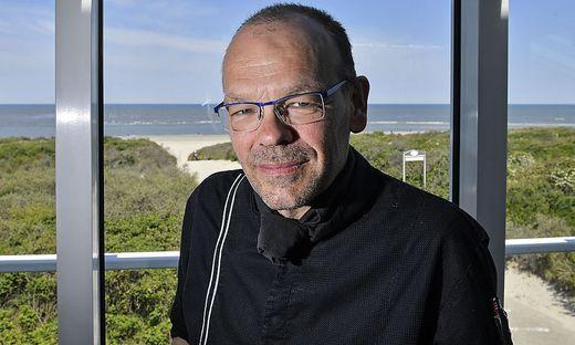 Der norddeutsche Kläger Michael Recktenwald