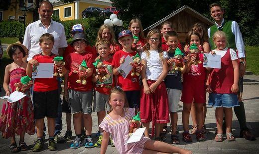 Die kreativen Kinder aus Mariazell