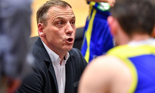 UBSC-Graz-Trainer Ervin Dragsic