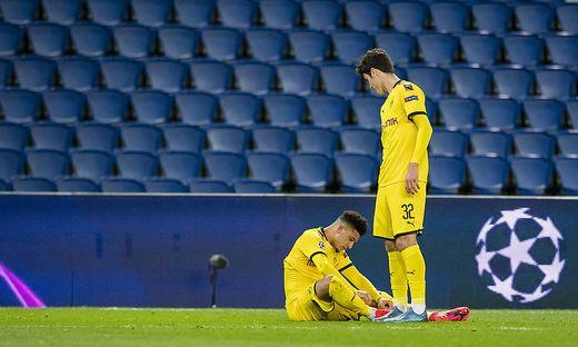 Die Champions League wird unterbrochen