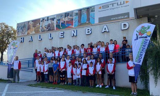 Die Mitglieder des Schwimmvereins Wörthersee haben ihren Trainingsplatz verloren.