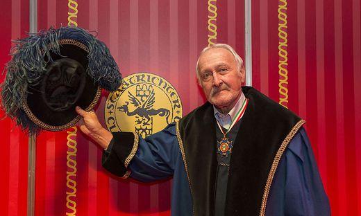 Die Stadtrichter zu Clagenfurth trauern um ihren Gründungsvater, Hubert Struger.