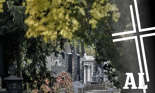 Kleinod: der Wiener Zentralfriedhof