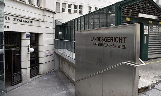 Der 19-Jährige wurde am Landesgericht Wien verurteilt