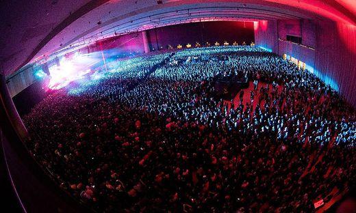 14.520 Besucher kamen zum Muse-Konzert in Graz