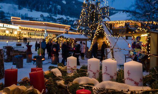 Alpiner Thermen-Advent in Bad Kleinkirchheim