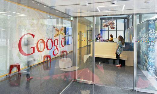 Google beschäftigt in der Schweiz knapp 4000 Menschen
