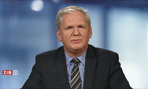 Günther Mayr leitet das ORF-Wissenschaftsressort und erlangte in den vergangenen Monaten mit zahlreichen Fernsehanalysen zur Coronasituation größere Bekanntheit