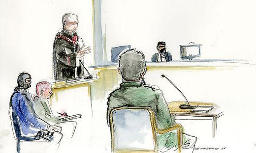 Prozess gegen Fikret B.