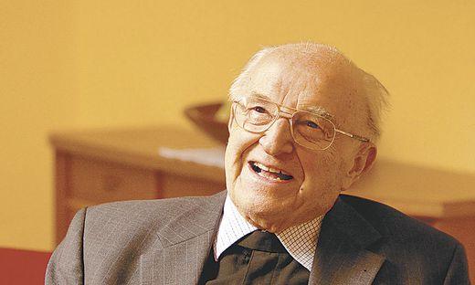Altbischof Johann Weber