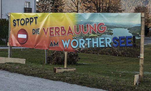 Bürger machten gegen ein Hotelprojekt mobil