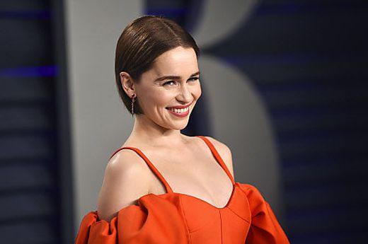 Emilia Clarke überlebte zwei Hirnblutungen