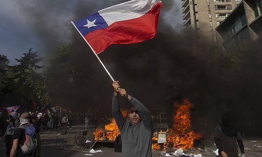 Proteste in Chile