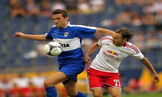 Salzburg vs. Düdelingen aus dem Jahr 2012